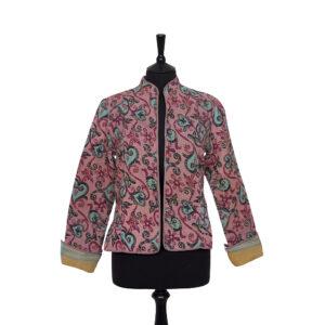 Short Kantha Jackets