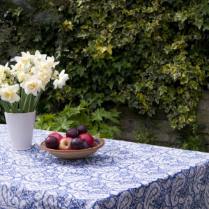 Block Printed Tablecloths