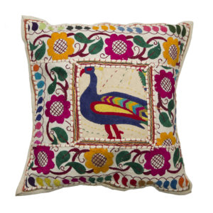 Embroidered Gujurati Cushion Covers