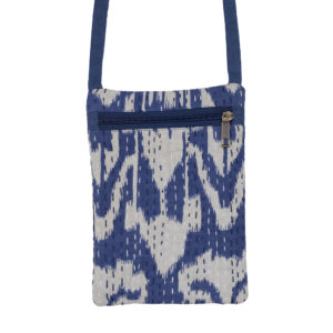 IKAT Passport Bags