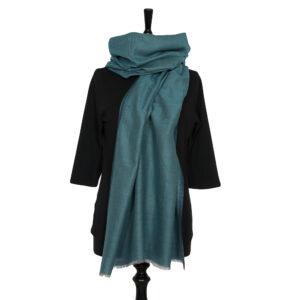 Fine Merino Wool Reversible Scarves