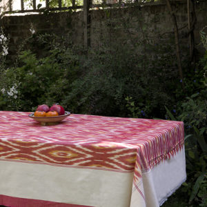 IKAT Tablecloths