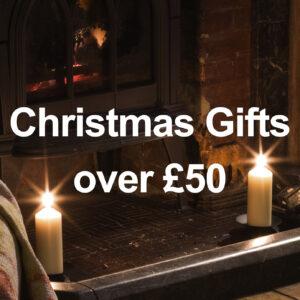 Christmas Gifts over £50