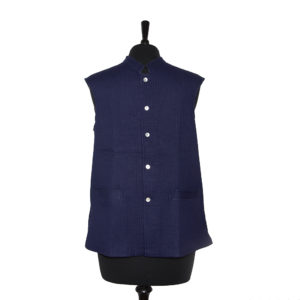 Cotton Quilted Long Waistcoats