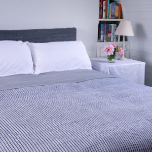 Striped Cotton Bedspreads